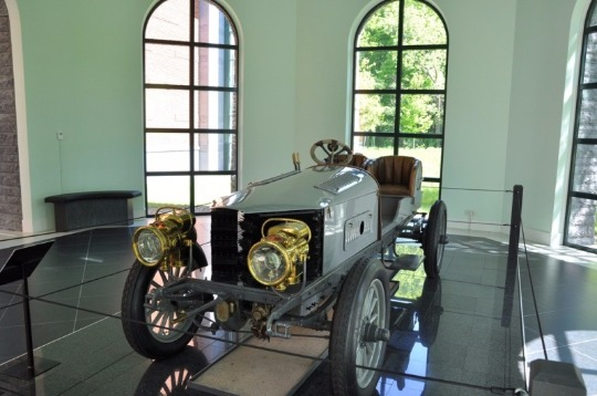 Spyker 60  HP Four 1903 года